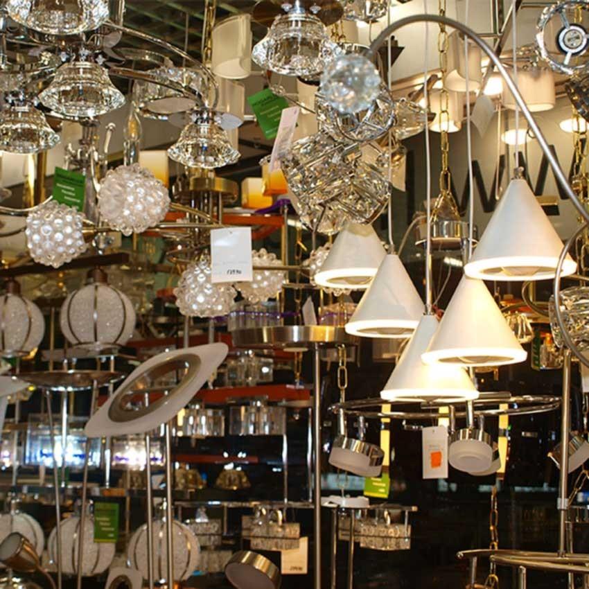 Iluminación lámparas interior