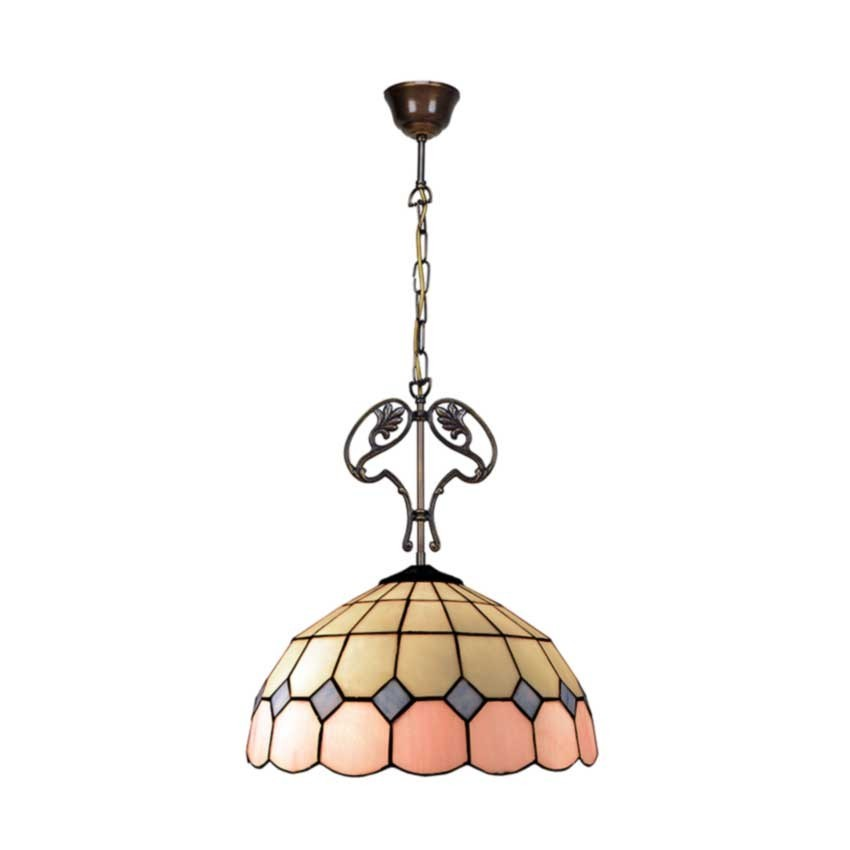 Lámparas y colgantes Tiffany