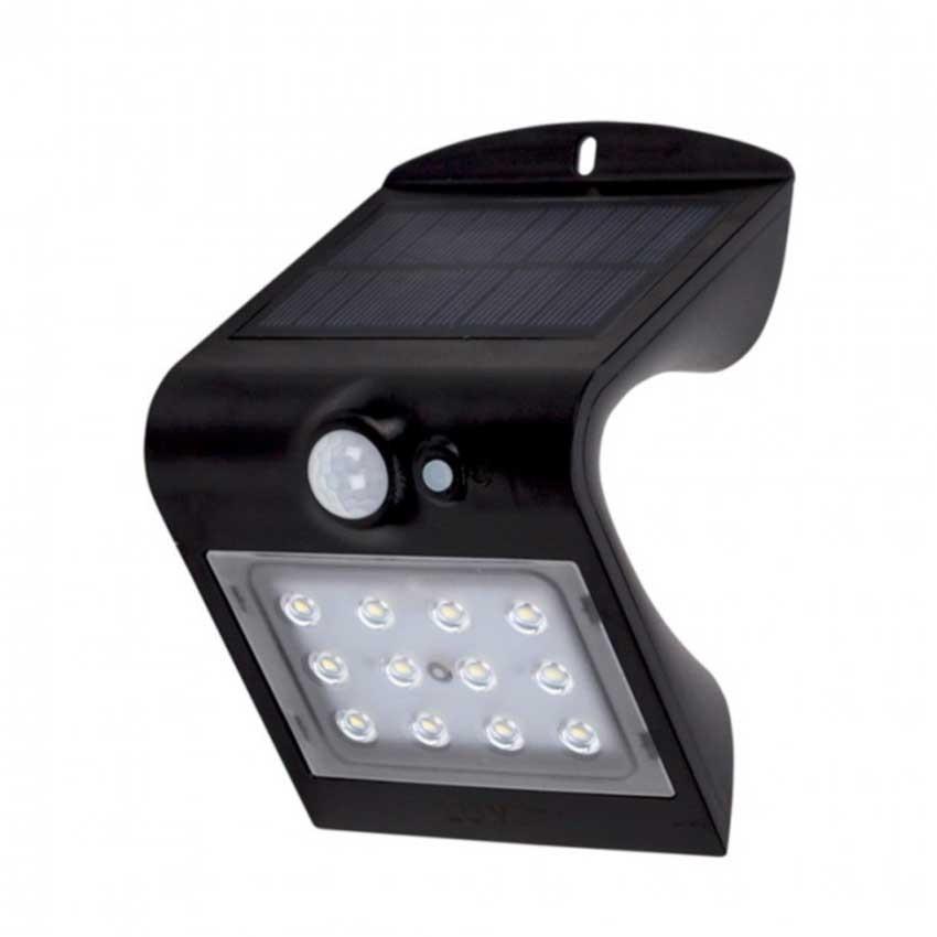 Iluminación LED solar
