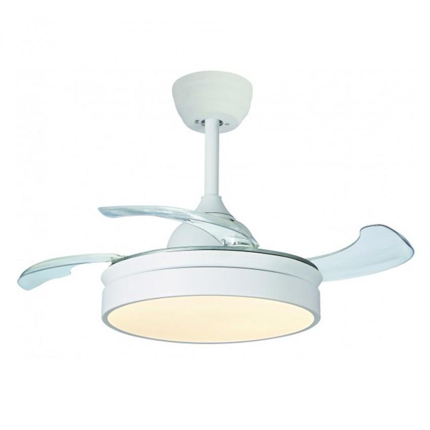 Ventiladores LED modernos design