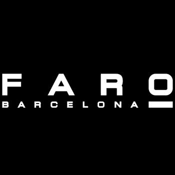 Logo de Faro Barcelona para descarga de catálogo