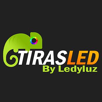 Logo de nuestra web www.tirasled.com para enlazar con la misma